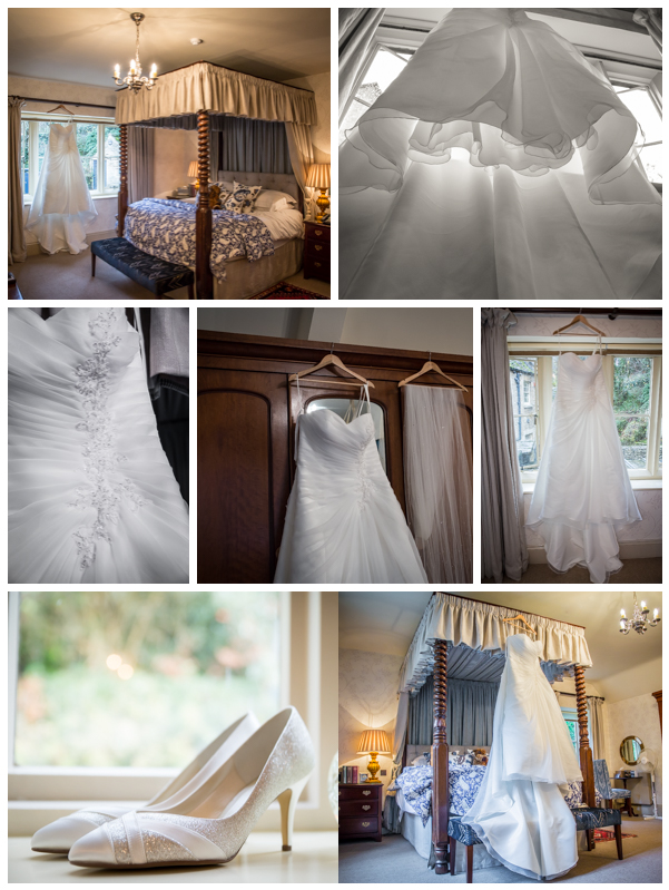 The swan at Bibury wedding photographer